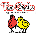 Two Chicks Eggceptional Breakfast - Wood-Fire Roasted Coffee Company Partner